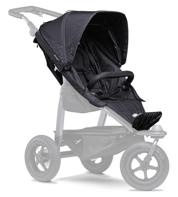 stroller seat unit Mono black