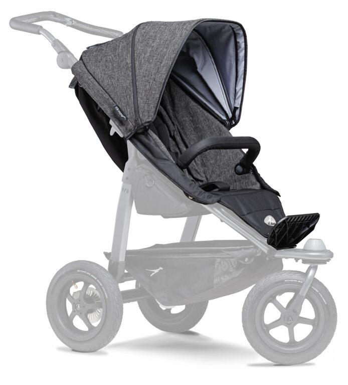 stroller seat unit Mono prem. anthracite
