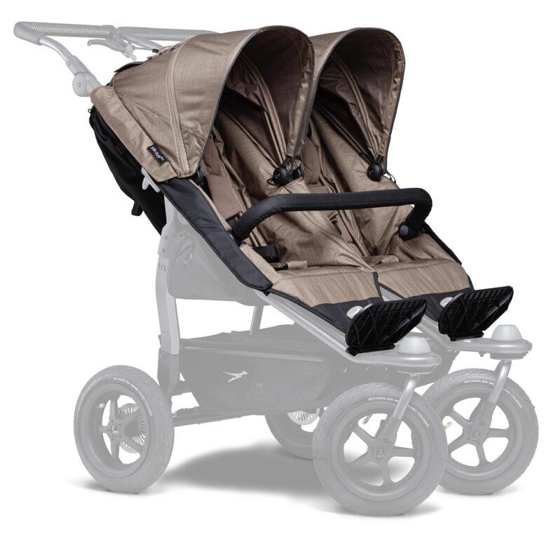 stroller seats Duo brown