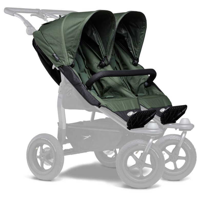 stroller seats Duo oliv
