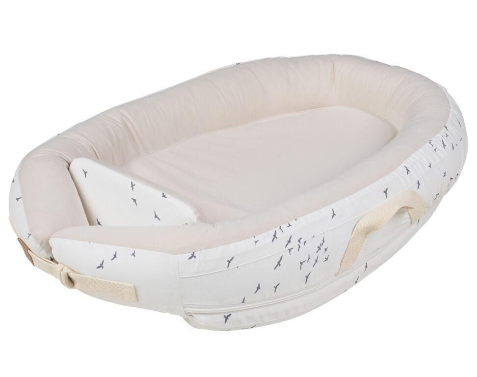 Baby Nest Premium white flying