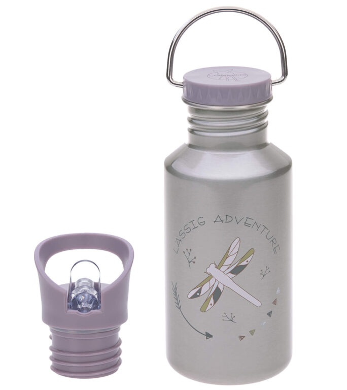 Bottle Stainless Steel Adventure dragonfly