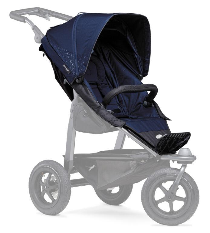stroller seat unit Mono navy