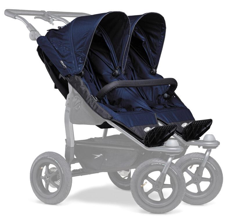 stroller seats Duo navy