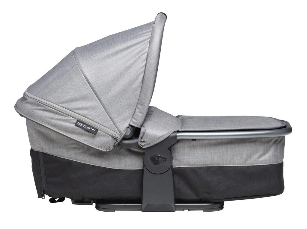 carrycot Duo combi grey