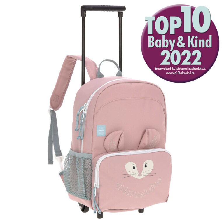 Trolley/Backpack About Friends chinchilla