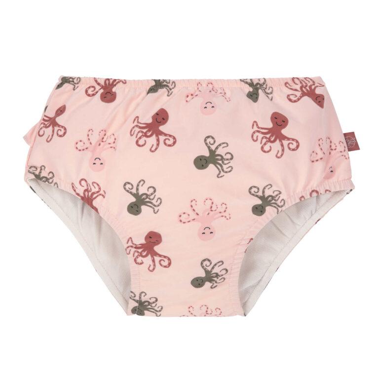 Swim Diaper Girls octopus rose 24 mo.