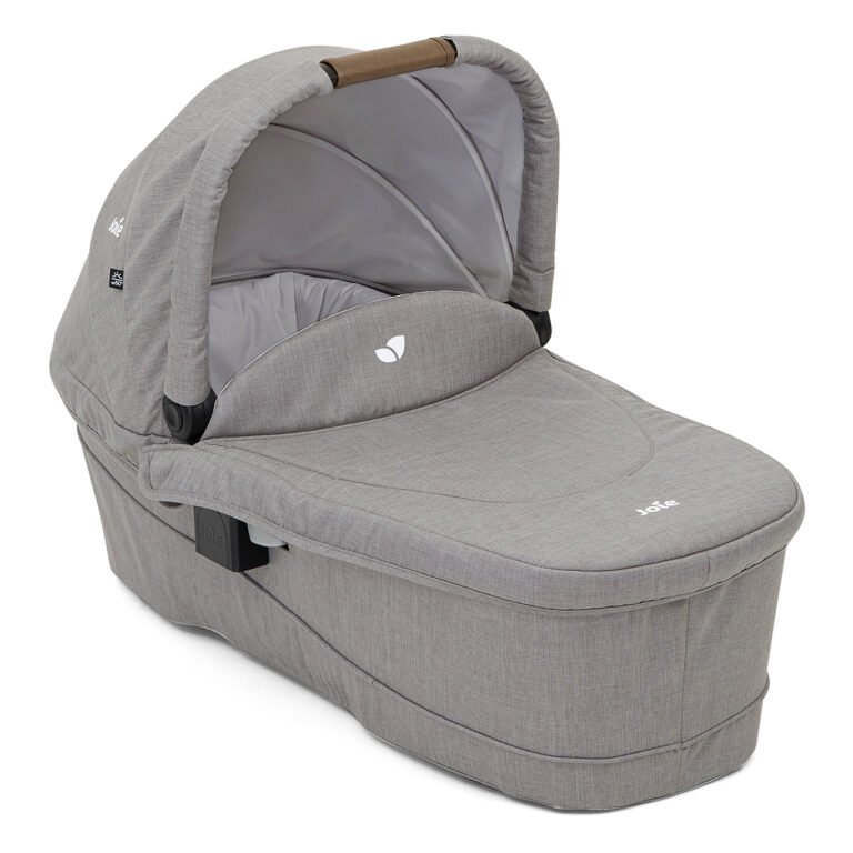 Ramble XL carrycot gray flannel