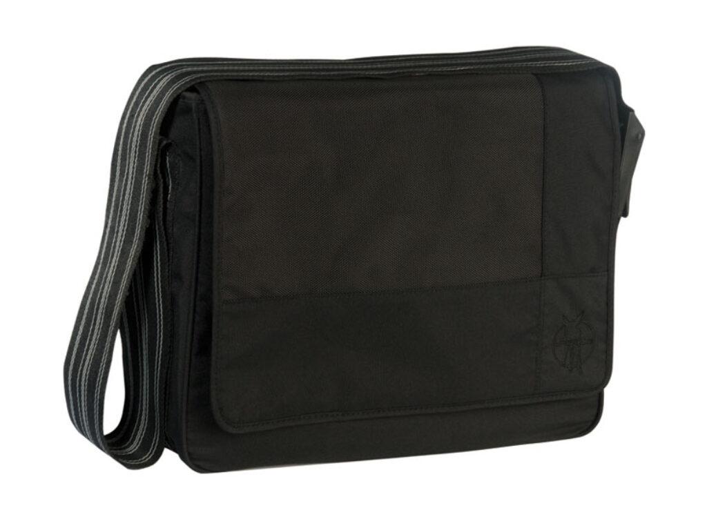 Casual Messenger Bag 2019 Patchwork black