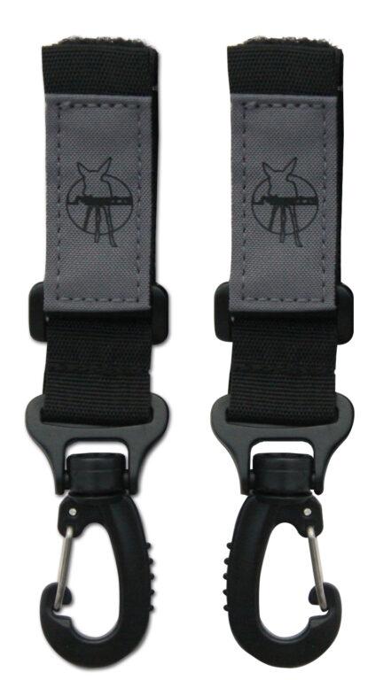 Casual Stroller Hooks black