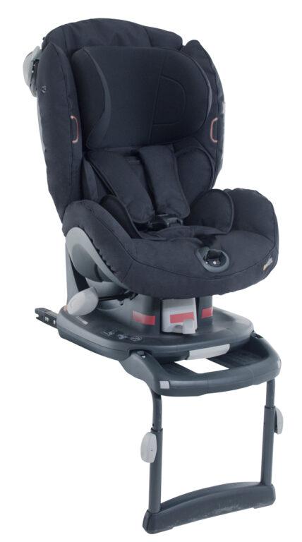 BeSafe, iZi Comfort X3 ISOfix Black Cab