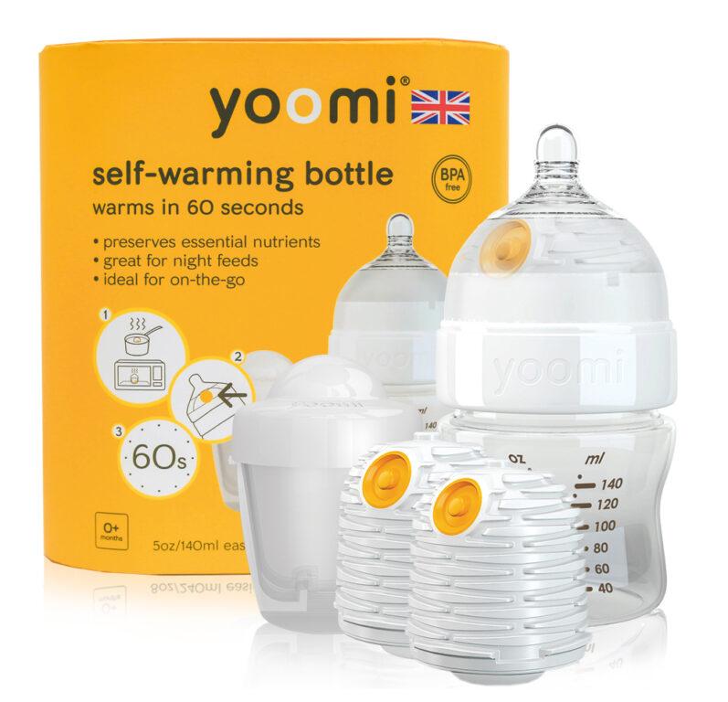 5oz Bottle/2 x Warmer/Teat/Pod 2019 - Y15B2W1P