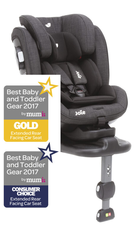 Joie, Stages ISOFIX pavement