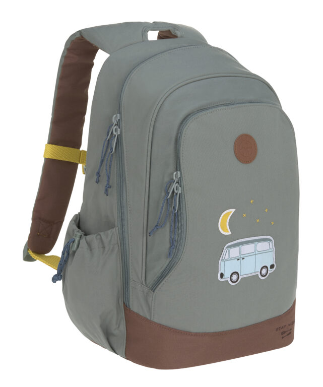 Big Backpack Adventure bus