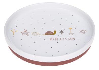 Plate Porcelain 2020 Garden Explorer girls(7243P.01)
