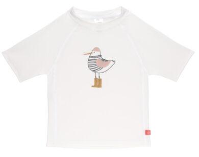 Short Sleeve Rashguard 2020 mrs. seagull white 12 mo.(7226.122)