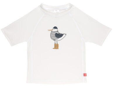 Short Sleeve Rashguard 2020 mr. seagull white 12 mo.(7226.032)