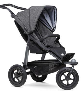 Mono stroller - air wheel prem. anthracite(5392P.411)