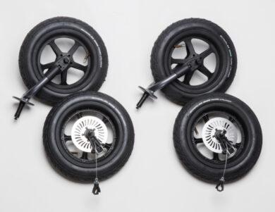 Wheel Duo air set(6674A.01)
