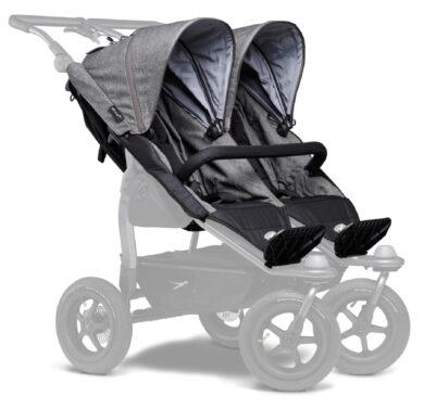 stroller seats Duo prem. grey(8230P.415)