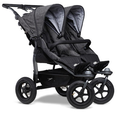 Duo stroller - air wheel prem. anthracite  (5396P.411)