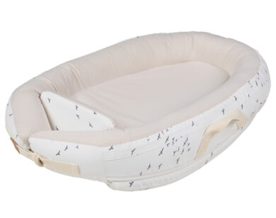 Baby Nest Premium white flying  (6678.009)