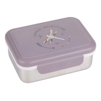 Lunchbox Stainless Steel Adventure dragonfly  (7262S.03)