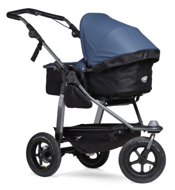 Mono combi pushchair - air wheel antiseptic  (5390A.01)
