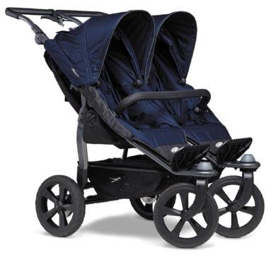 Duo stroller - air chamber wheel navy(5397.334)