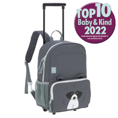 Trolley/Backpack About Friends racoon  (7158B.02)