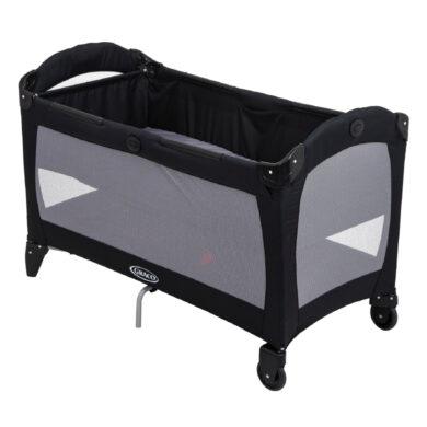 Roll a Bed black / grey(2031.001)