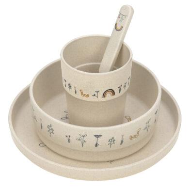 Dish Set PP/Cellulose Garden Explorer(7205C.03)