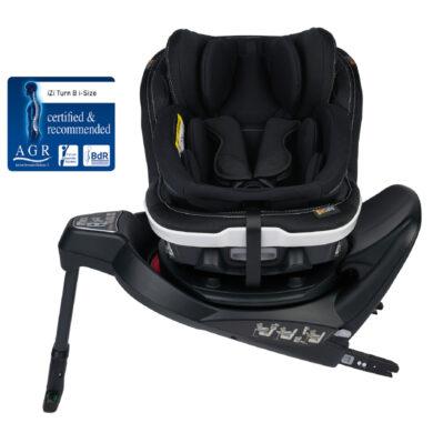 iZi Turn B i-Size premium car interior black(3178B.04)