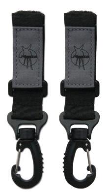 Casual Stroller Hooks black(7142.001)