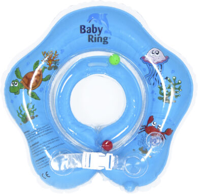 Baby Ring 3-36 měs. modrá(6510.006)