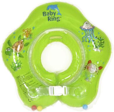 Baby Ring 0-24 měs. zelená(6510.107)