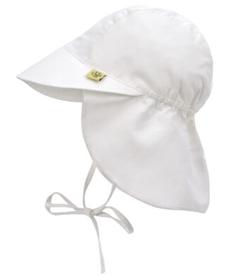 Sun Flap Hat white 09-12 mo.(7292.052)