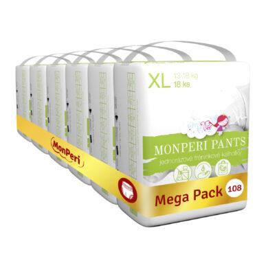 Pants Mega Pack XL(6810M.05)