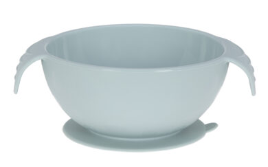 Bowl Silicone blue with suction pad(7246W.02)