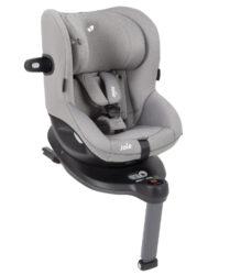 i-Spin 360 E grey flannel-autosedačka 61-105 cm