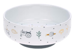 Bowl Porcelain Garden Explorer boys-dětská mistička