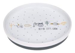 Plate Porcelain 2020 Garden Explorer boys-dětský talíř