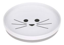 Plate Porcelain 2020 Little Chums cat-dětský talíř