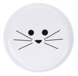 Plate Porcelain 2020 Little Chums cat(7243P.04)