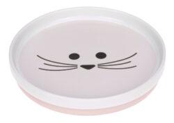 Plate Porcelain 2020 Little Chums mouse-dětský talíř