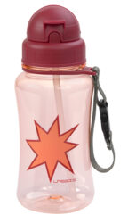 Drinking Bottle 2020 Magic Bliss girls with straw lid - láhev
