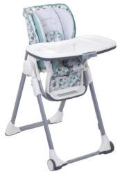 Swift fold rubix-jídelní židlička