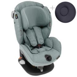 iZi Comfort X3 Sea Green Mélange-autosedačka 9-18 kg