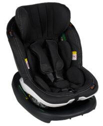 iZi Modular X1 i-Size Premium Car Interior Black-autosedačka 61-105 cm
