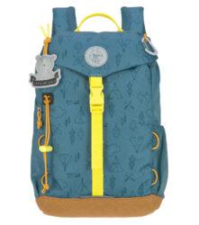 Mini Backpack Adventure blue-detský batôžtek